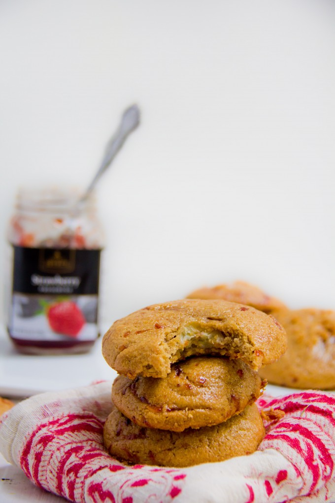 PB, Banana & Jelly Cookies (10 of 10)