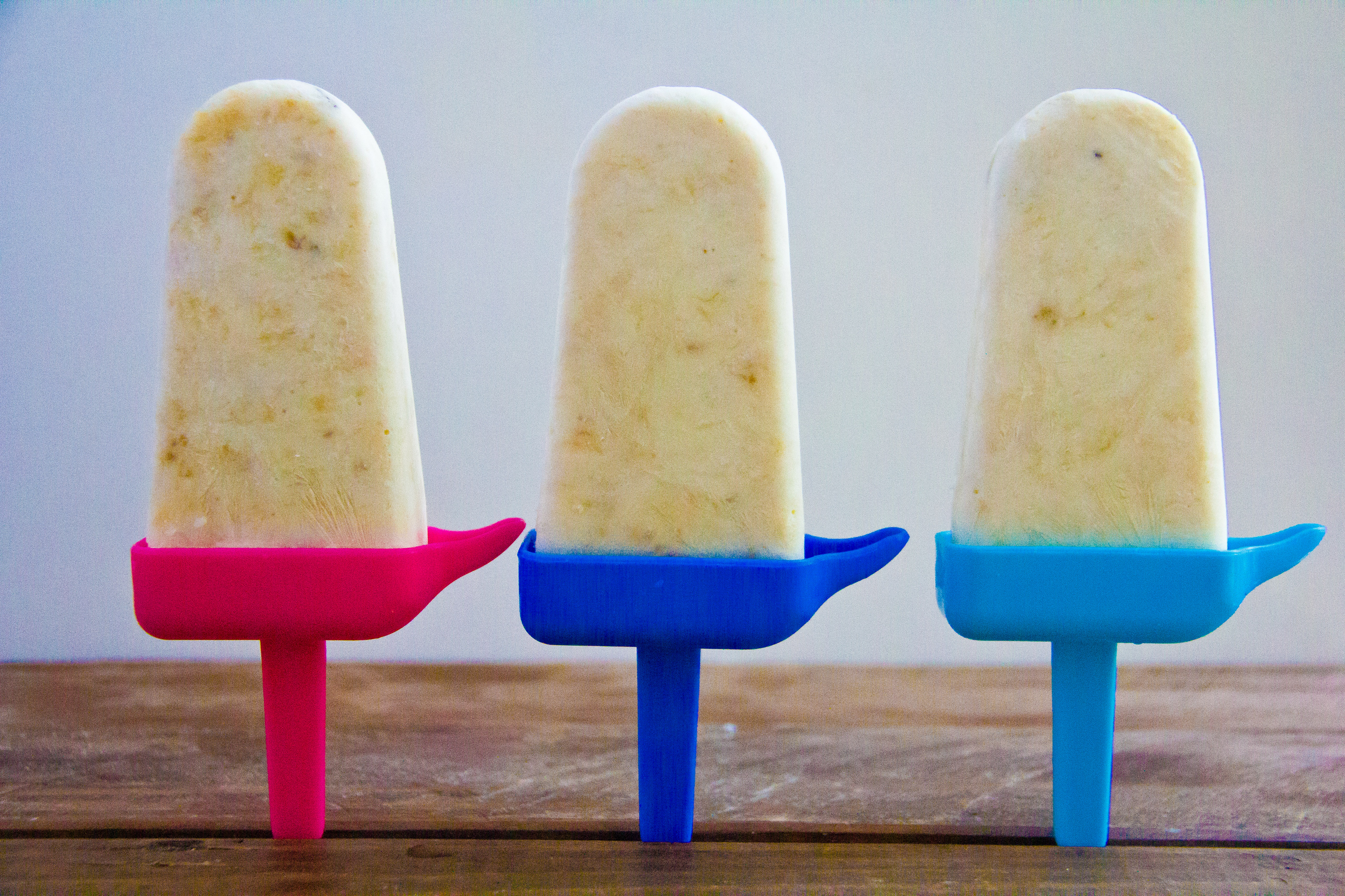 Creamy Banana Coconut Popsicles & {a giveaway} – Yeah…Immaeatthat