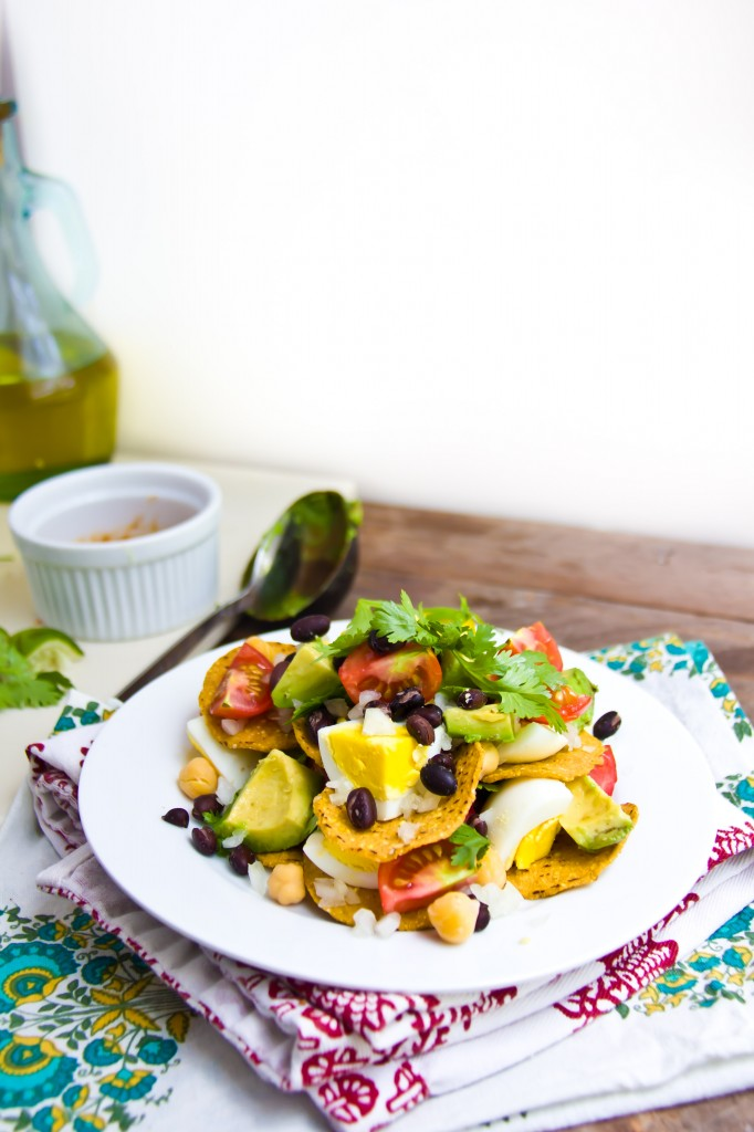 Healthy Nachos 2