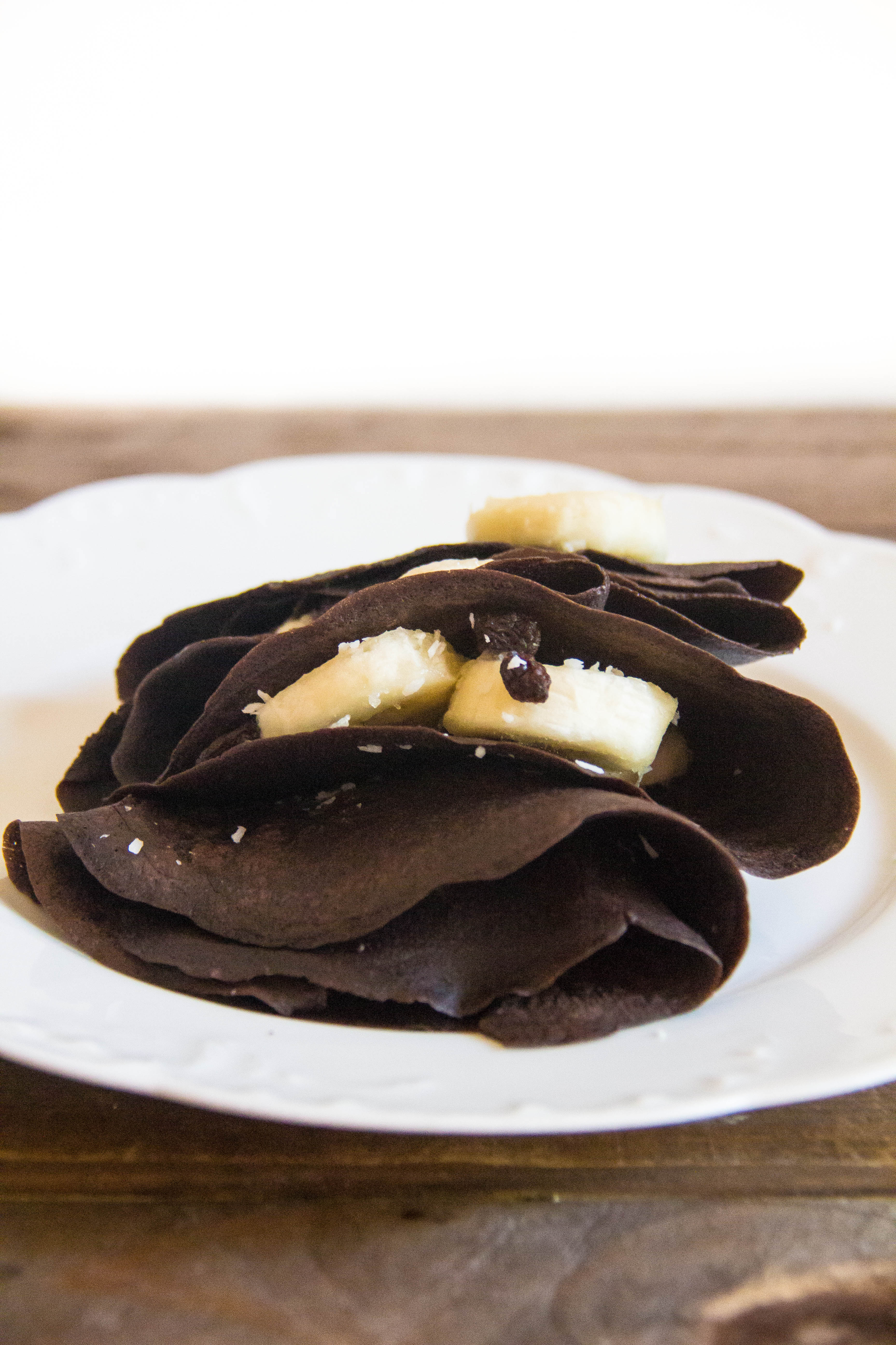 Chocolate Crepes for One – Yeah…Immaeatthat