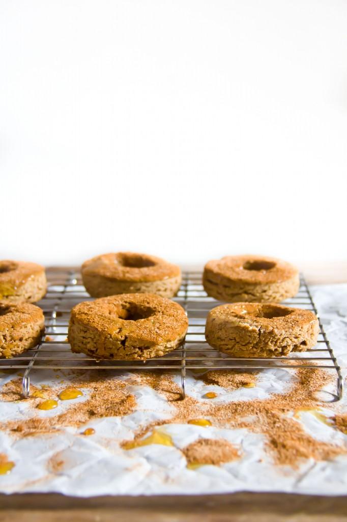 Cinnamon Roll Doughnuts (8 of 16)