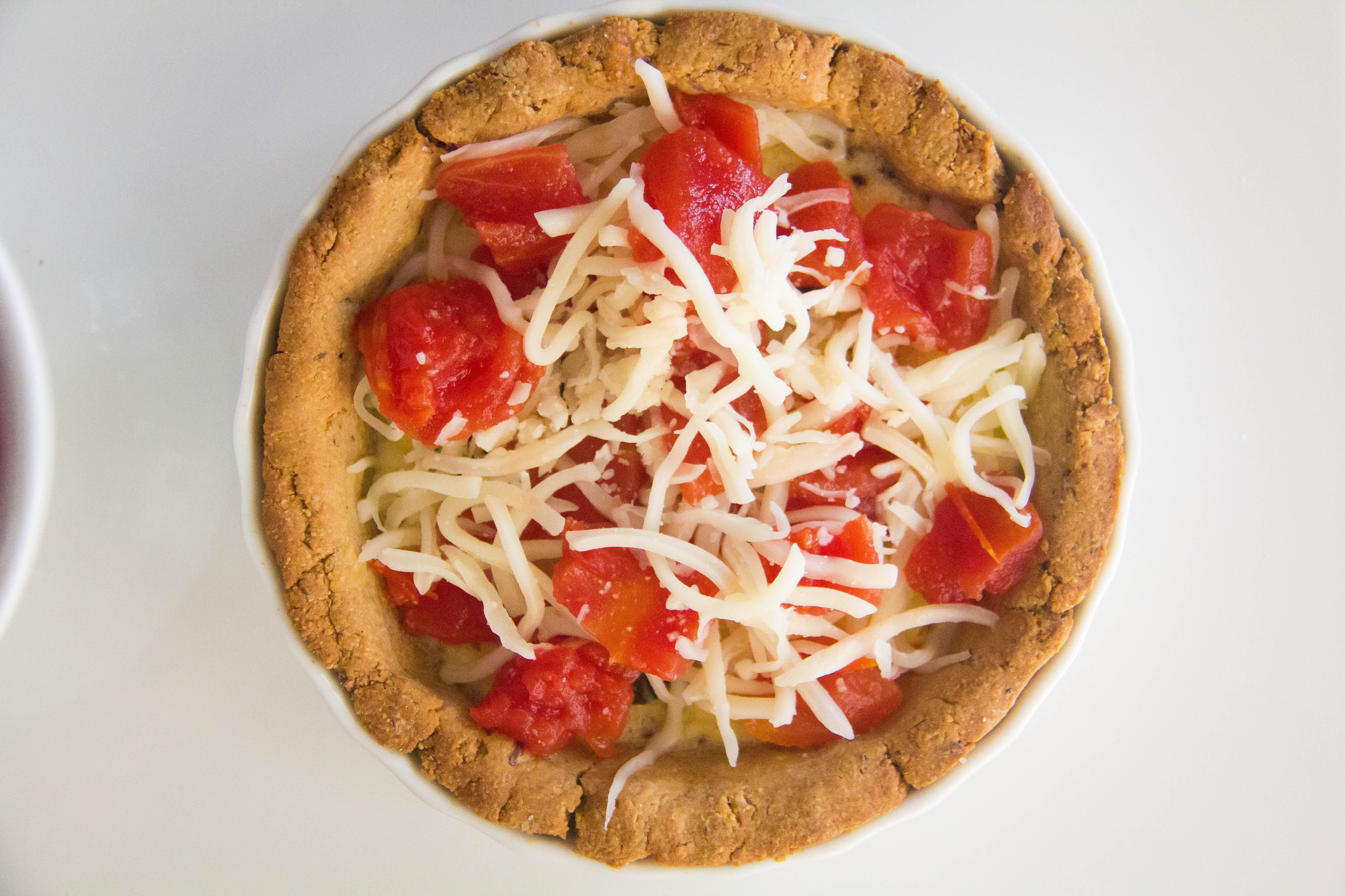 Whole Wheat Triple-Tomato Pizzas Recipes — Dishmaps