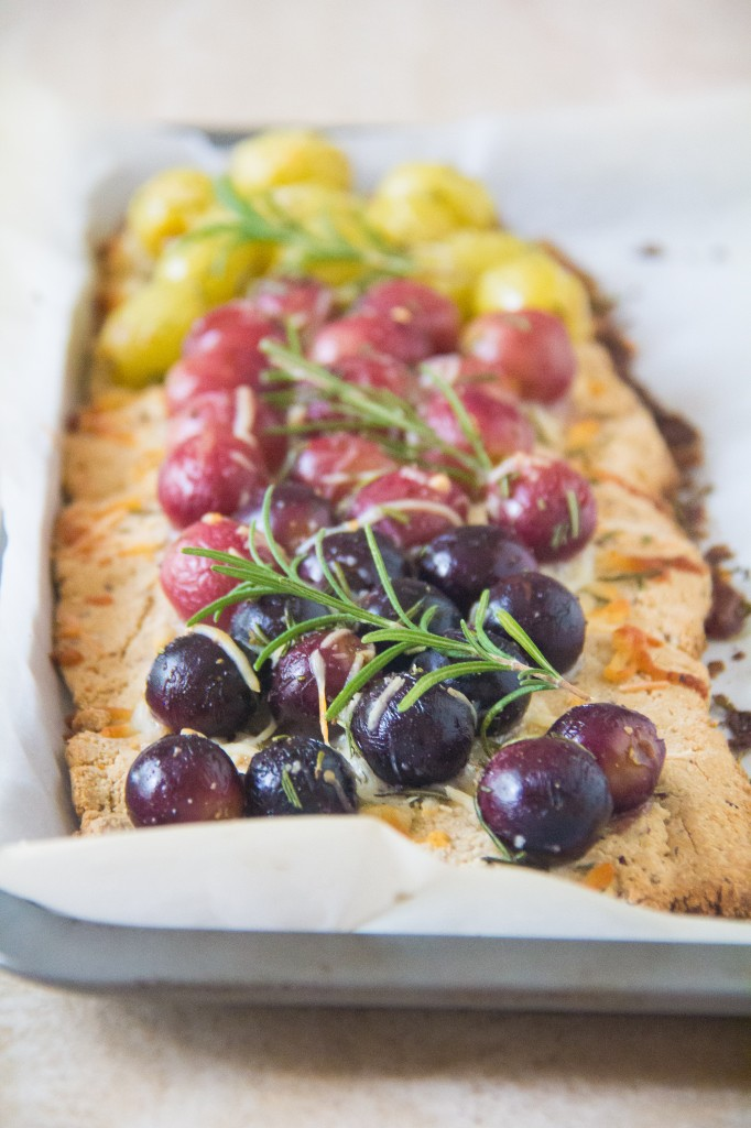 Roasted Grape Flatbread with Rosemary (9 of 16)