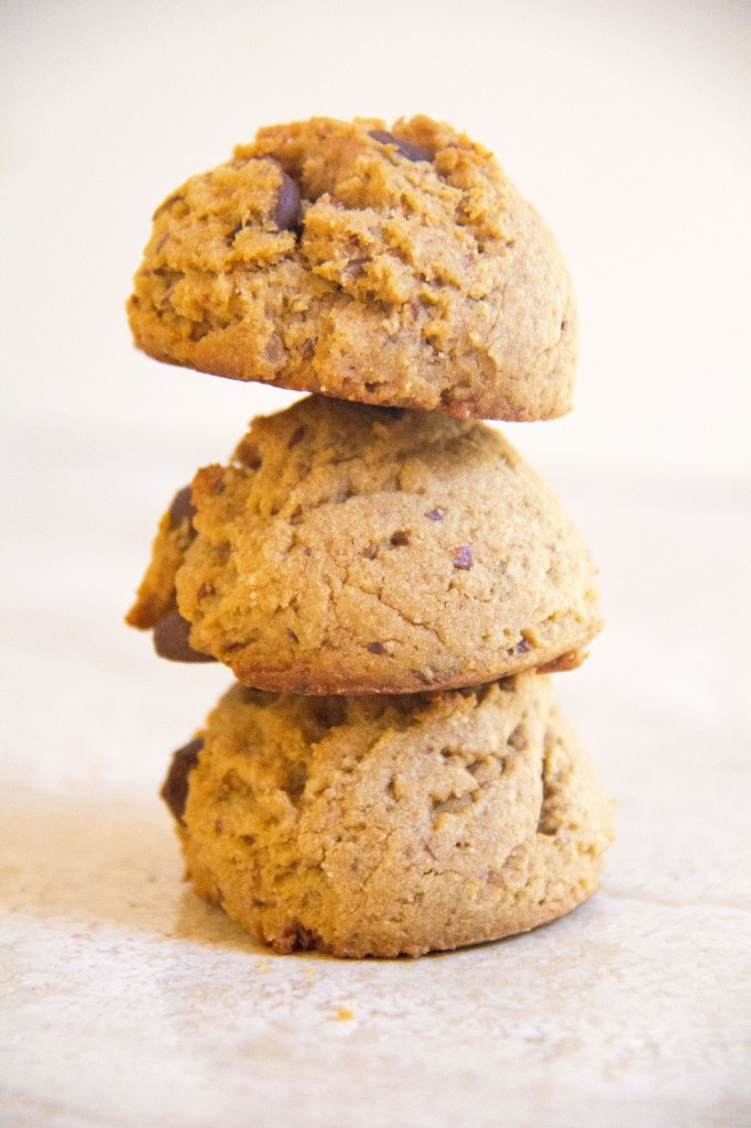 Fluffy Peanut Butter Cookies (1 of 6)