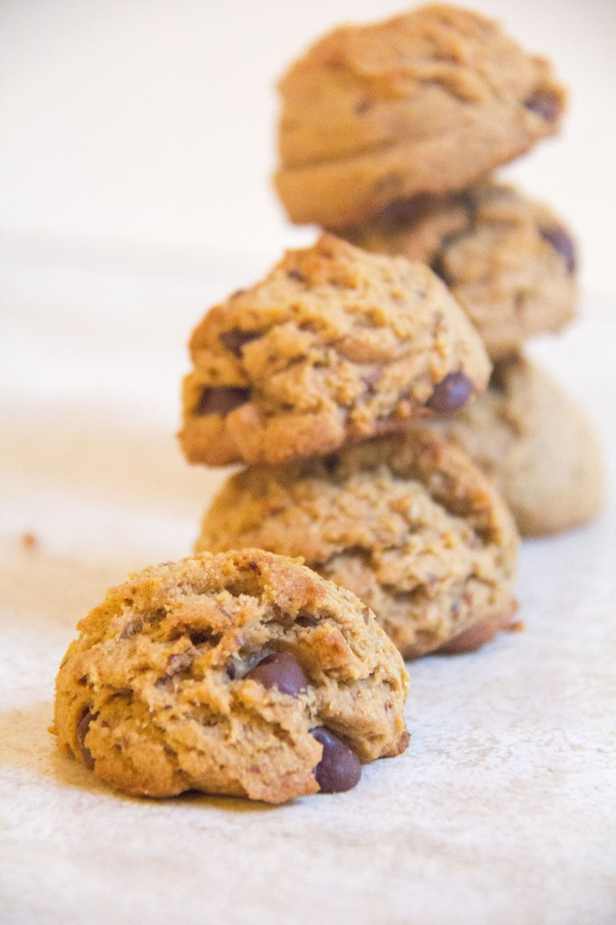 Fluffy Peanut Butter Cookies (5 of 6)