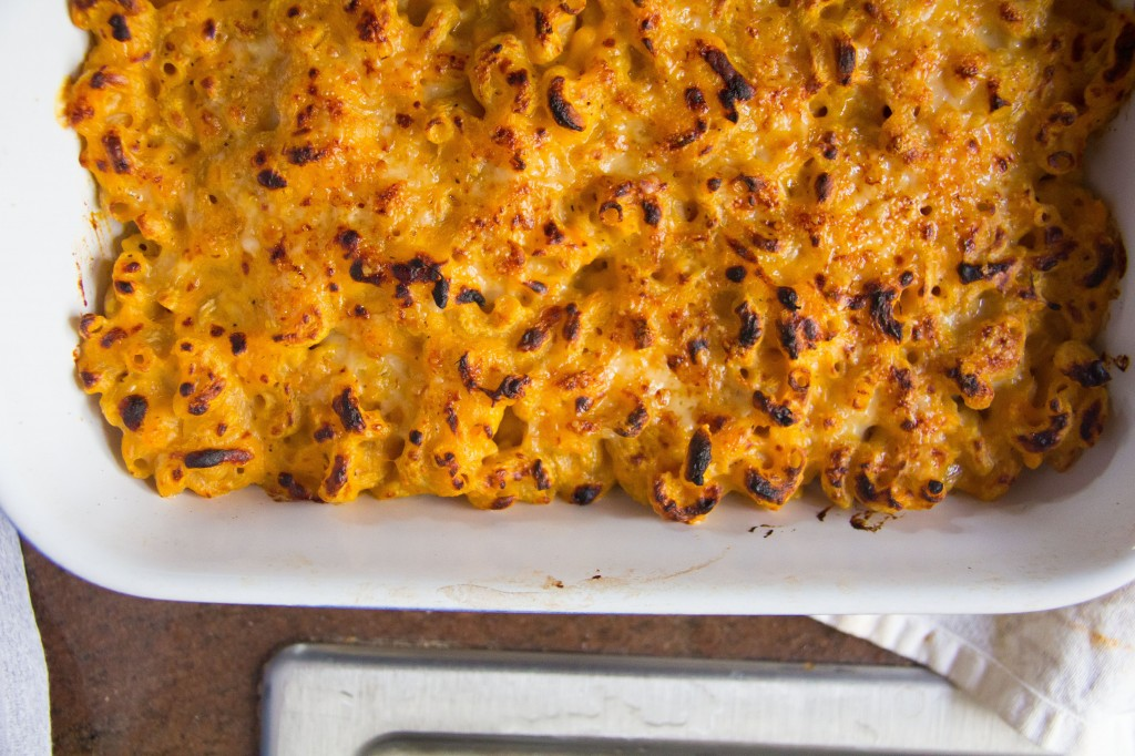 Sweet Potato Mac n' Cheese (7 of 8)