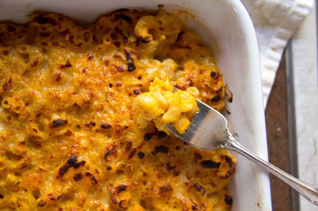 Sweet Potato Mac n' Cheese (8 of 8)