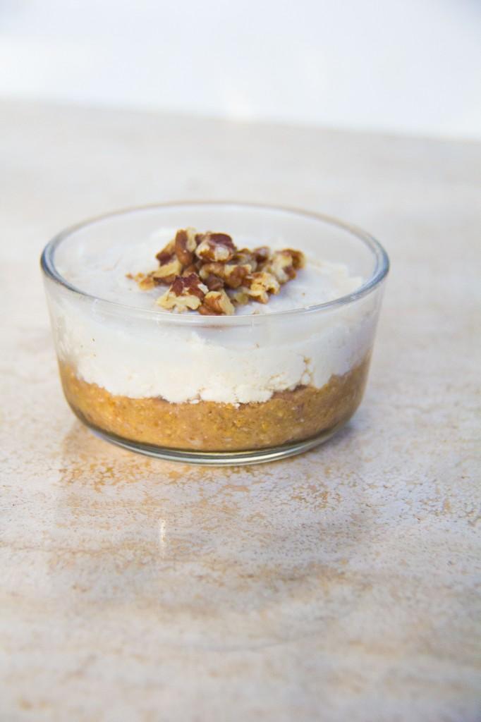 Greek Yogurt Mousse with Graham Cracker Crust (6 of 8)