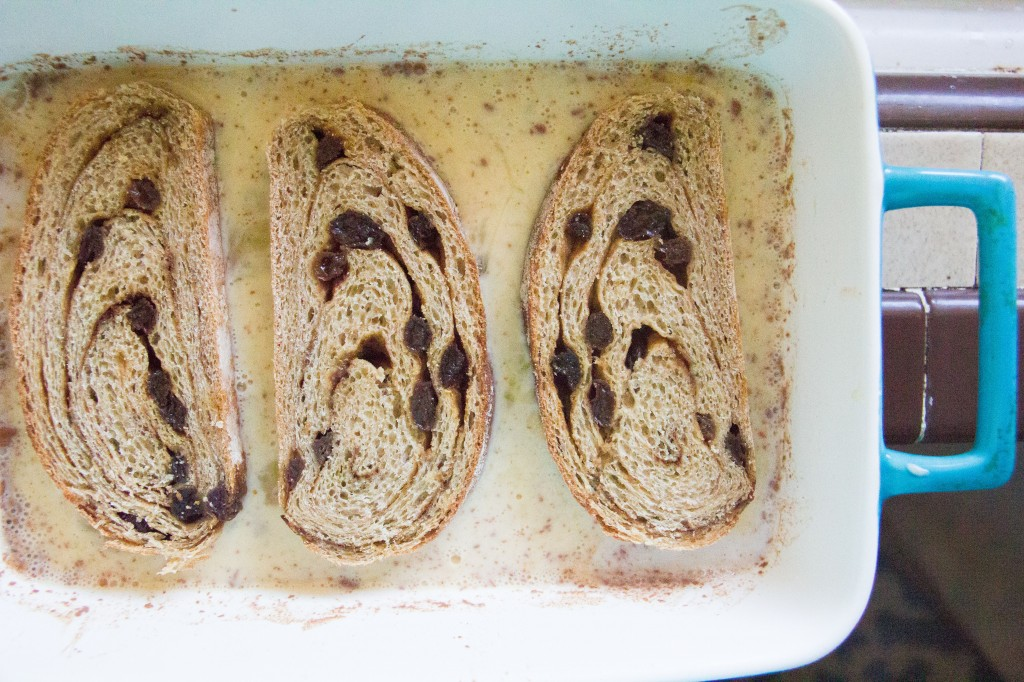 Cinnamon Raisin Bread French Toast (4 of 7)