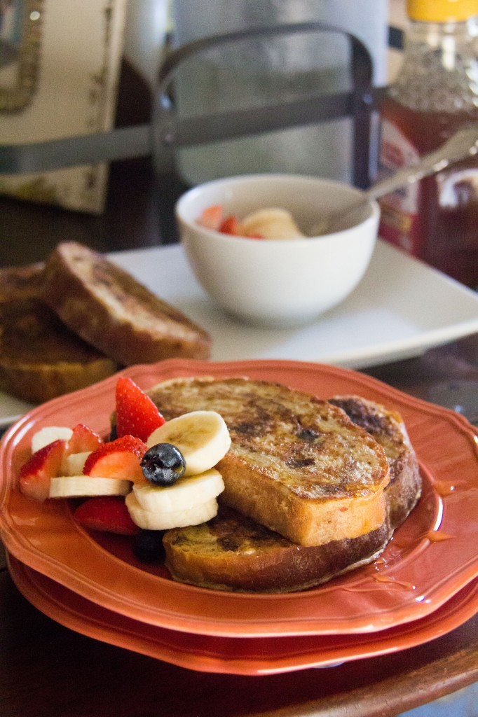 Cinnamon Raisin Bread French Toast (7 of 7)
