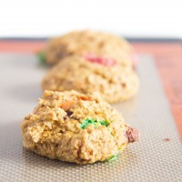 Healthier M&M Cookies (1 of 6)