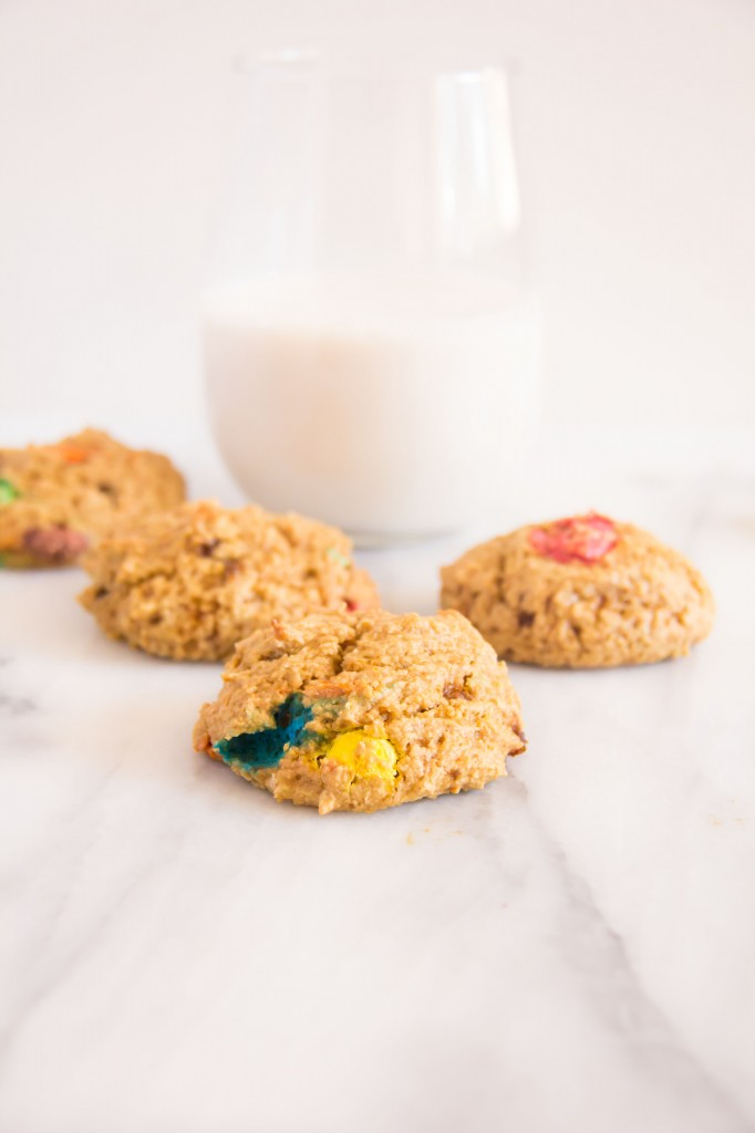Healthier M&M Cookies (5 of 6)
