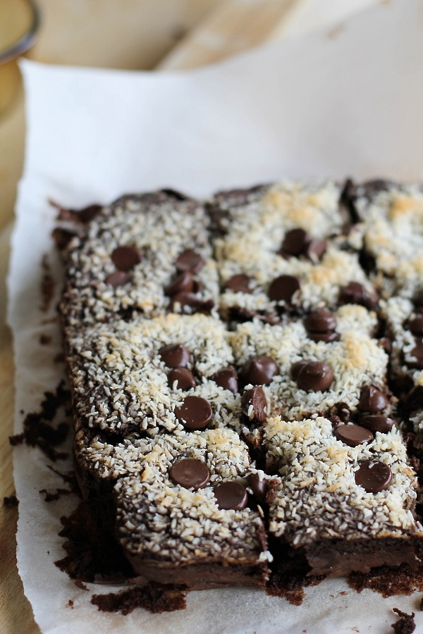 Black Bean Brownies-The Roasted Root