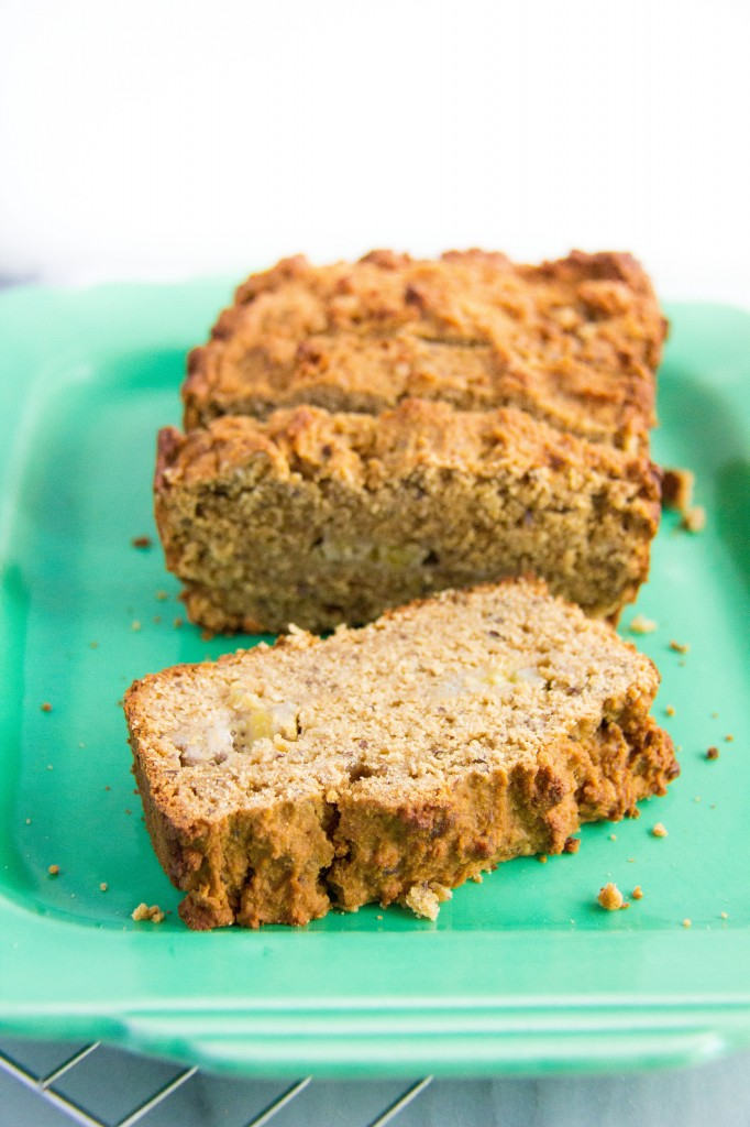 Peanut Butter Banana & Honey Bread (2 of 6)