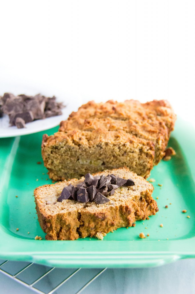 Peanut Butter Banana & Honey Bread (3 of 6)