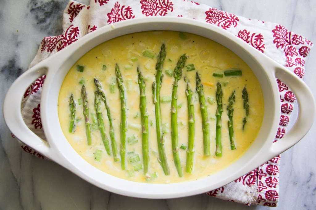 Asparagus Spear Quiche-7