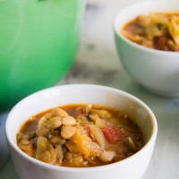 Coconut Lentil Chili