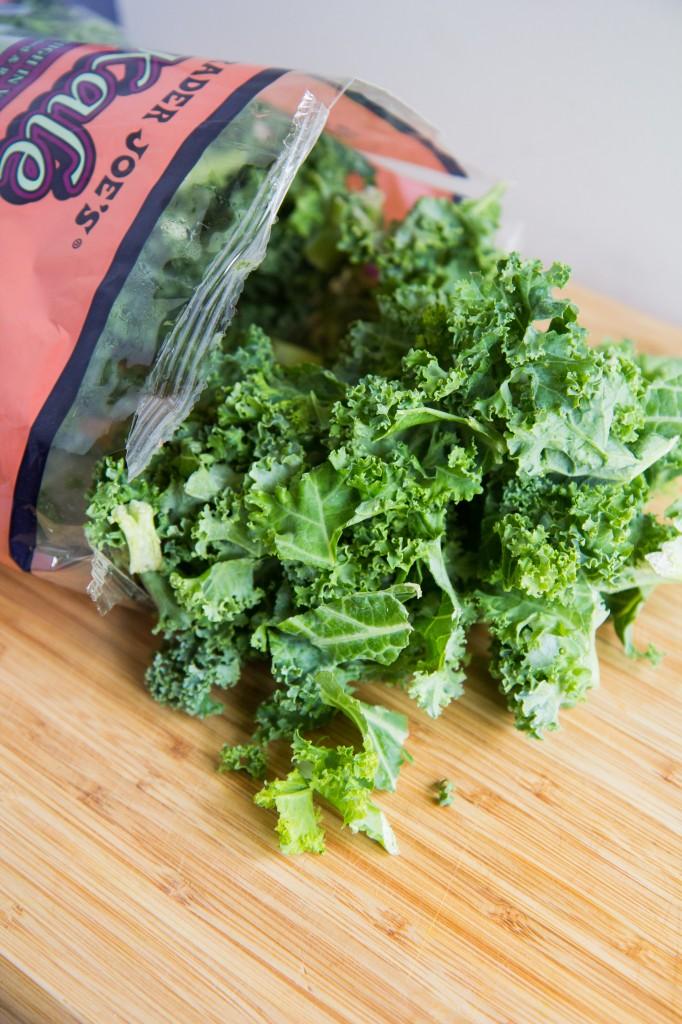 Kale Caesar Salad Chicken Pizza-2