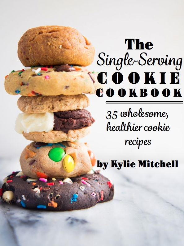 The Single-Serving Cookie Cookbook Cover
