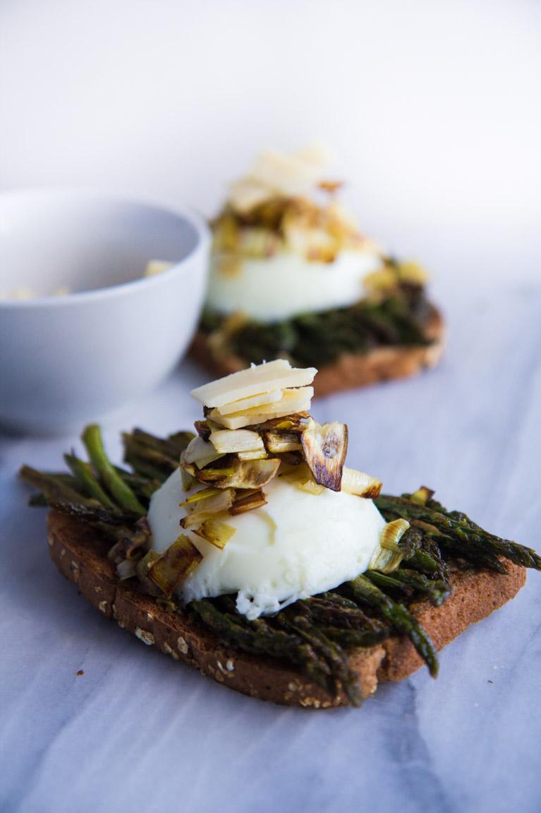 Asparagus Toast-3