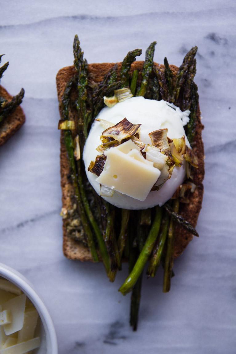 Asparagus Toast-4