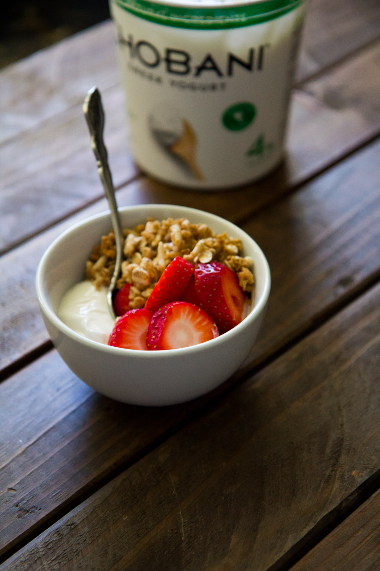 Chobani Yogurt Bowl