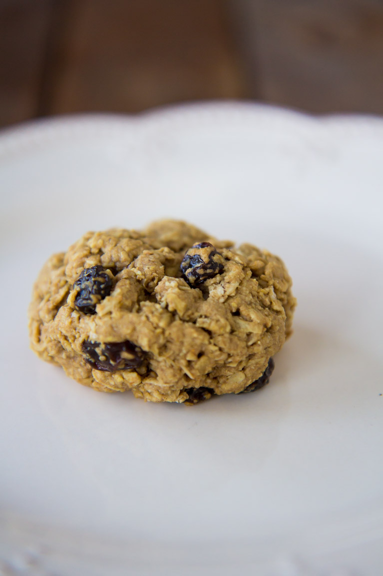 Healthy Oatmeal Cookies-6