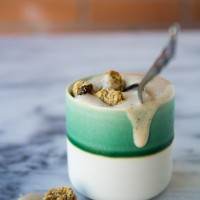 Vegan Oatmeal Cookie Milkshakes-6