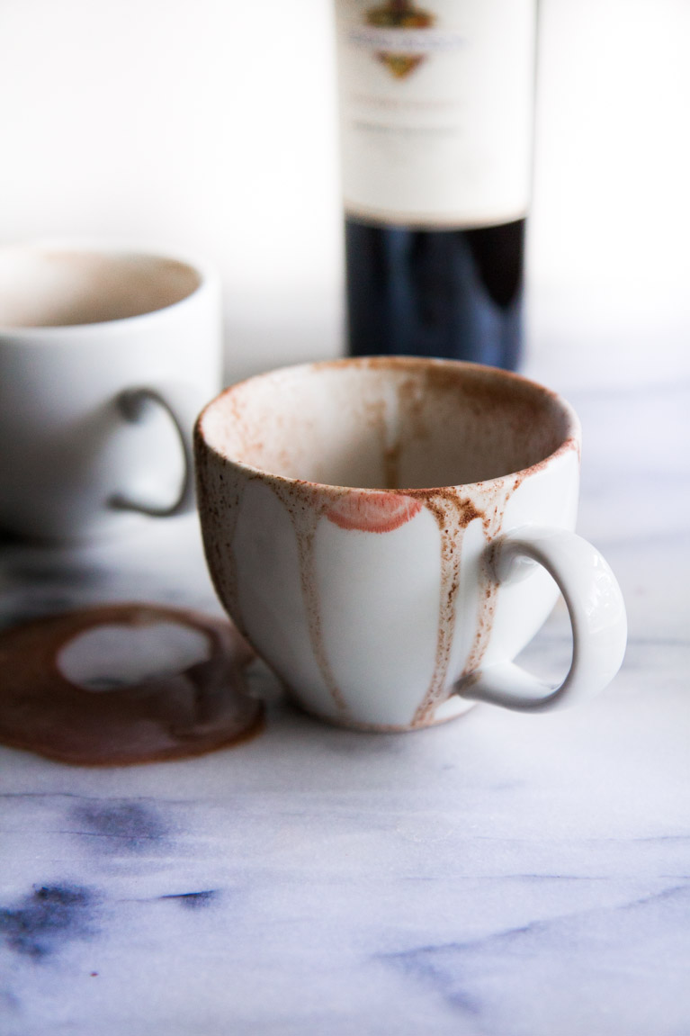 Red Wine Hot Chocolate | Yeah...immaeatthat