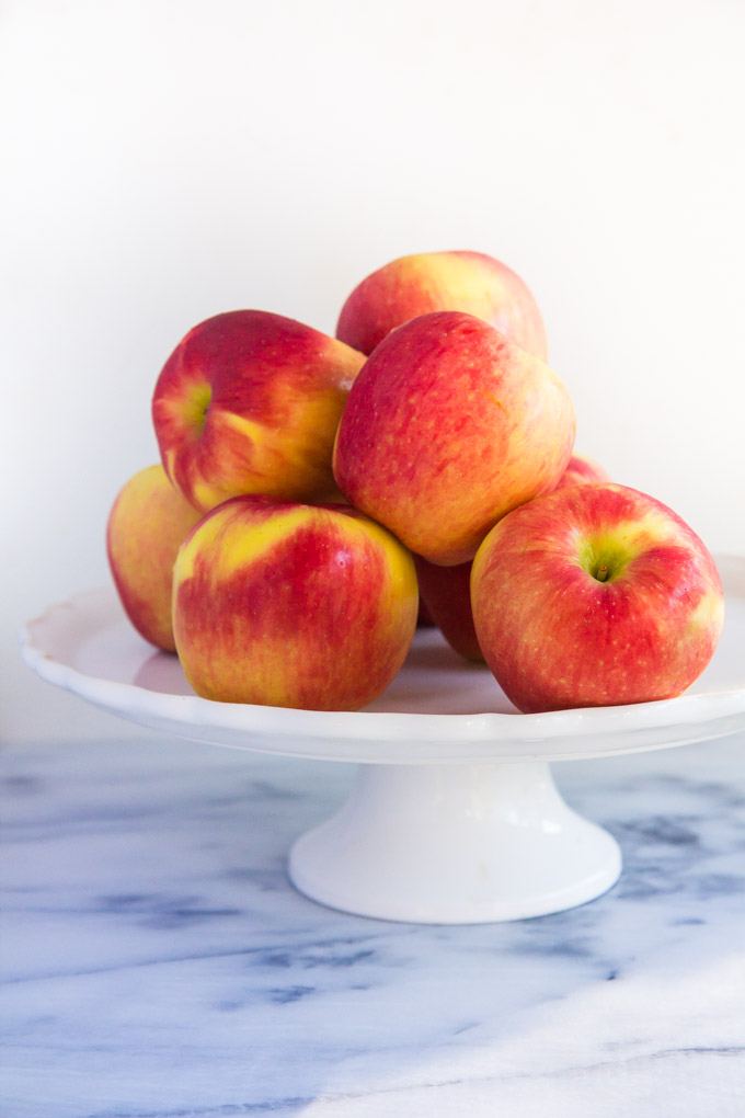 Roasted Apple Breakfast Bowls