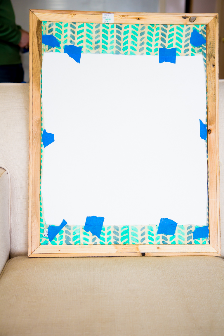 Easy DIY wall art project!