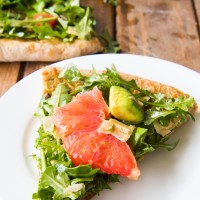 Salad Pizza \\ immaEatThat