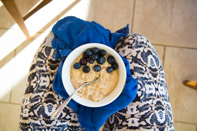 My favorite way to make oatmeal! | immaEatThat