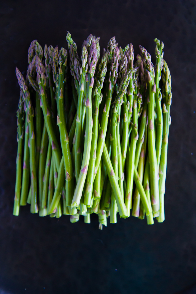 creamy coconut asparagus risotto \\ immaEATthat