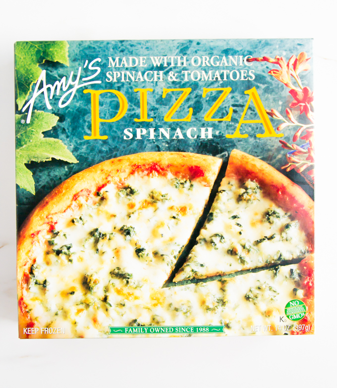 Fancy frozen pizza \\ immaEATthat