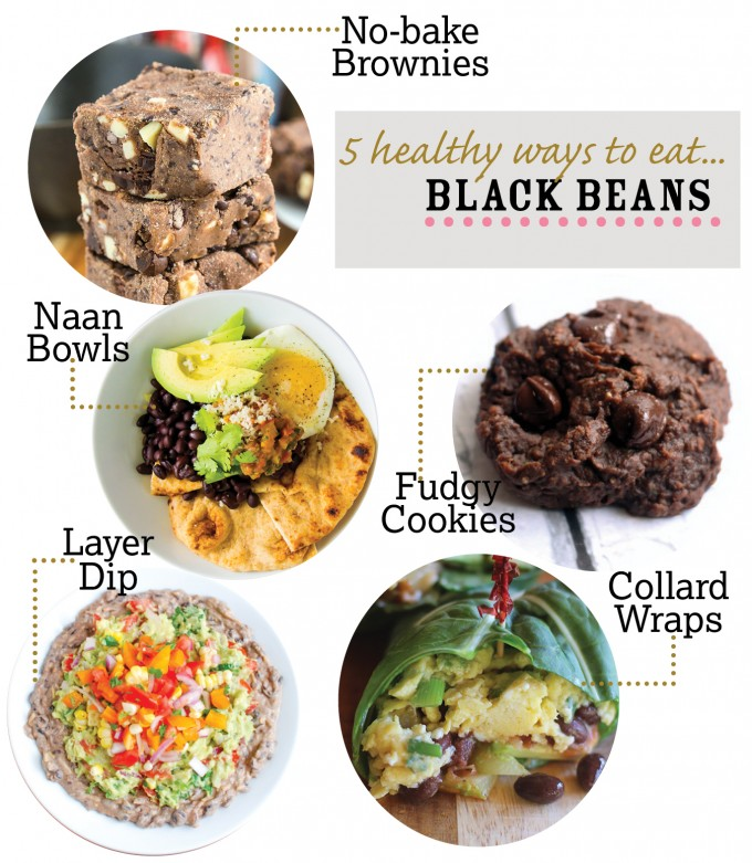 Everything to do with black beans! \\ immaEATthat