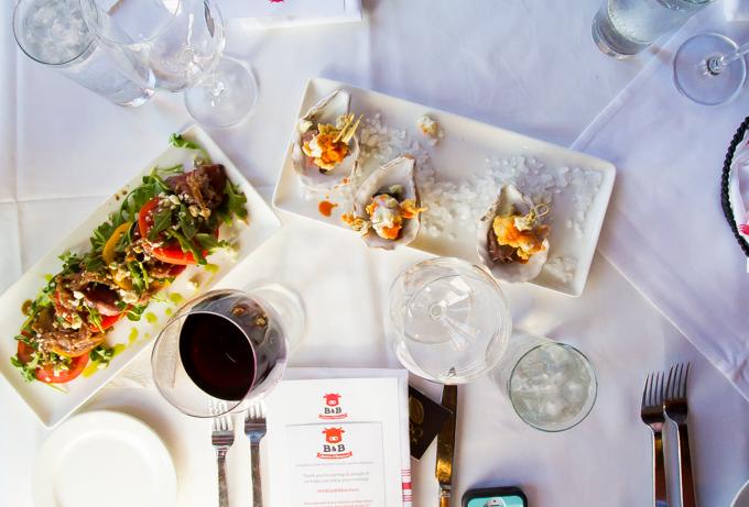 sous vide filet salad \\ immaEATthat.com