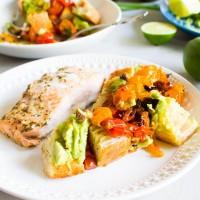 Avocado Toast Salad | immaEATthat.com