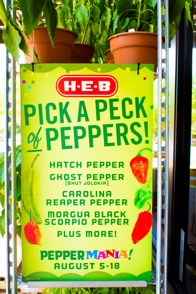 HEB Primo Pick - peppers \\ immaEATthat.com