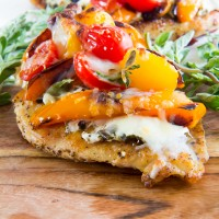 Pizza Chicken! | immaEATthat.com