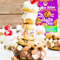 annie's DIY ice cream sandwich | immaEATthat.com #sponsored