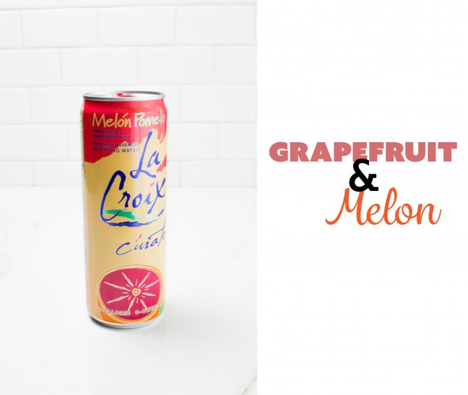 la croix grapefruit melon | immaEATthat.com