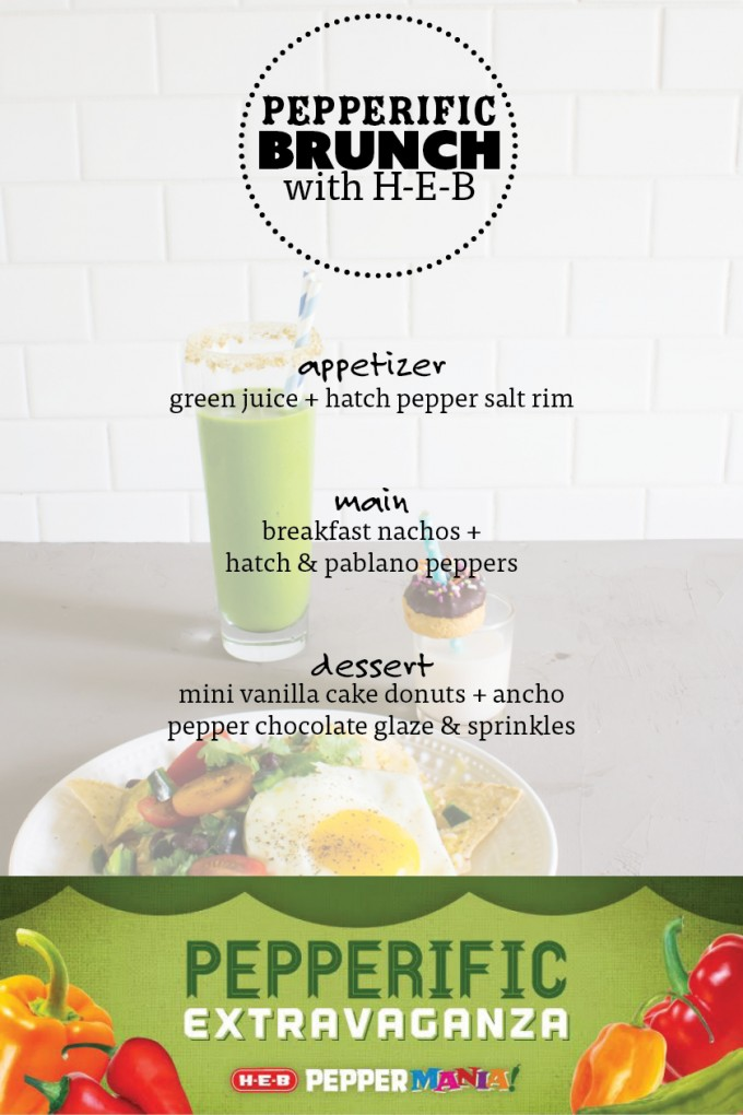 Pepper Brunch Menu \\ immaEATthat.com