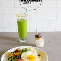 Brunch Party with HEB \\ immaEATthat.com