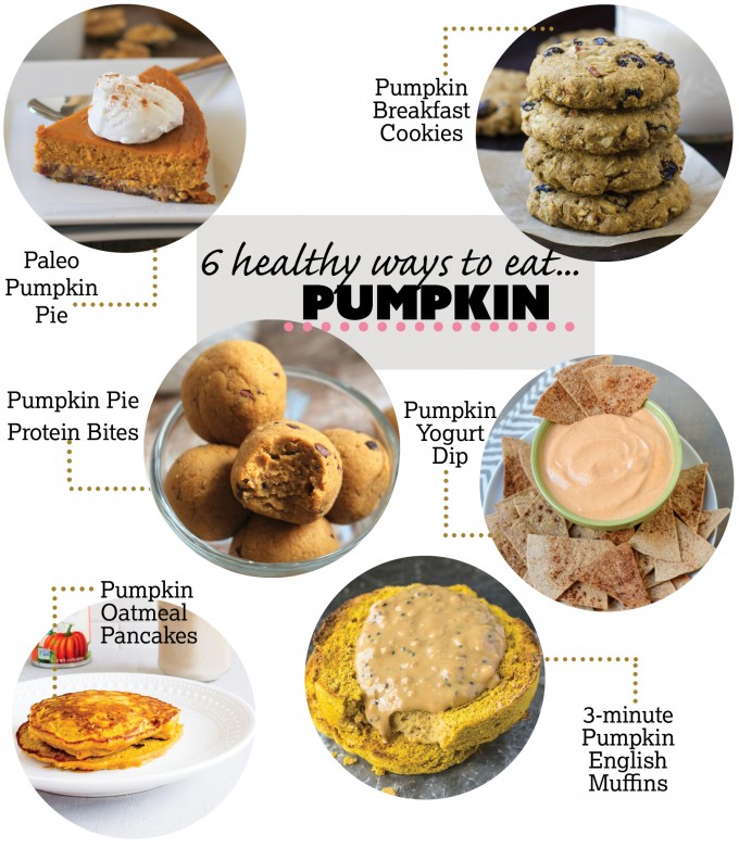 Healthy Pumpkin Recipe includeing