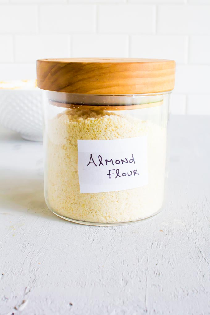 where does almond flour come from? | immaEATthat