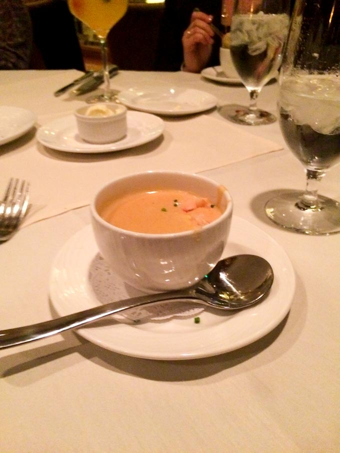 lobster bisque | immaEATthat.com