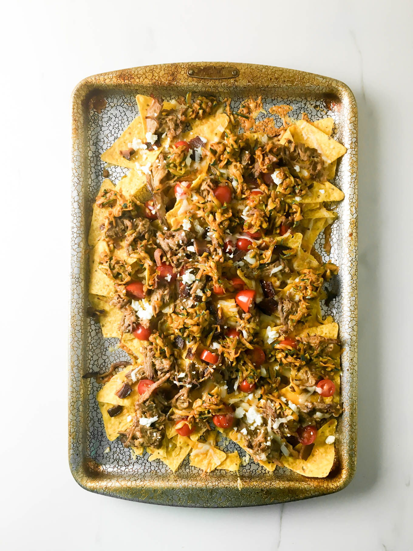 pulled pork nachos | immaEATthat.com