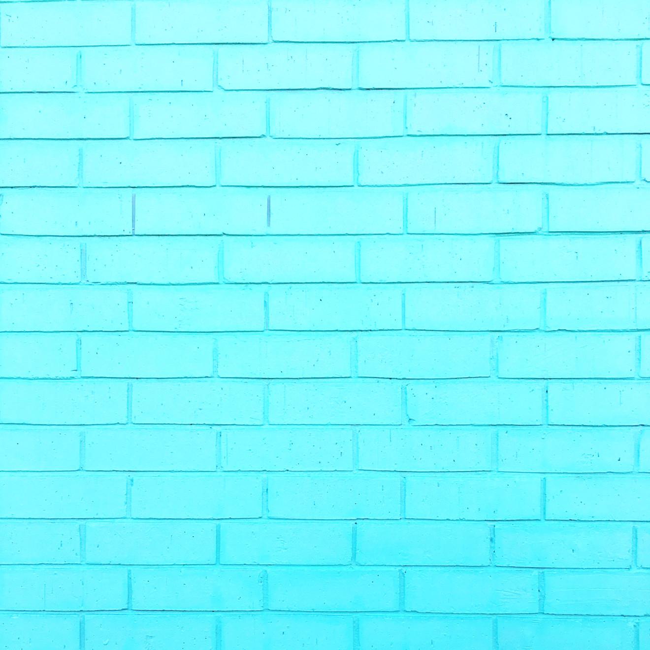 blue wall | immaEATthat.com