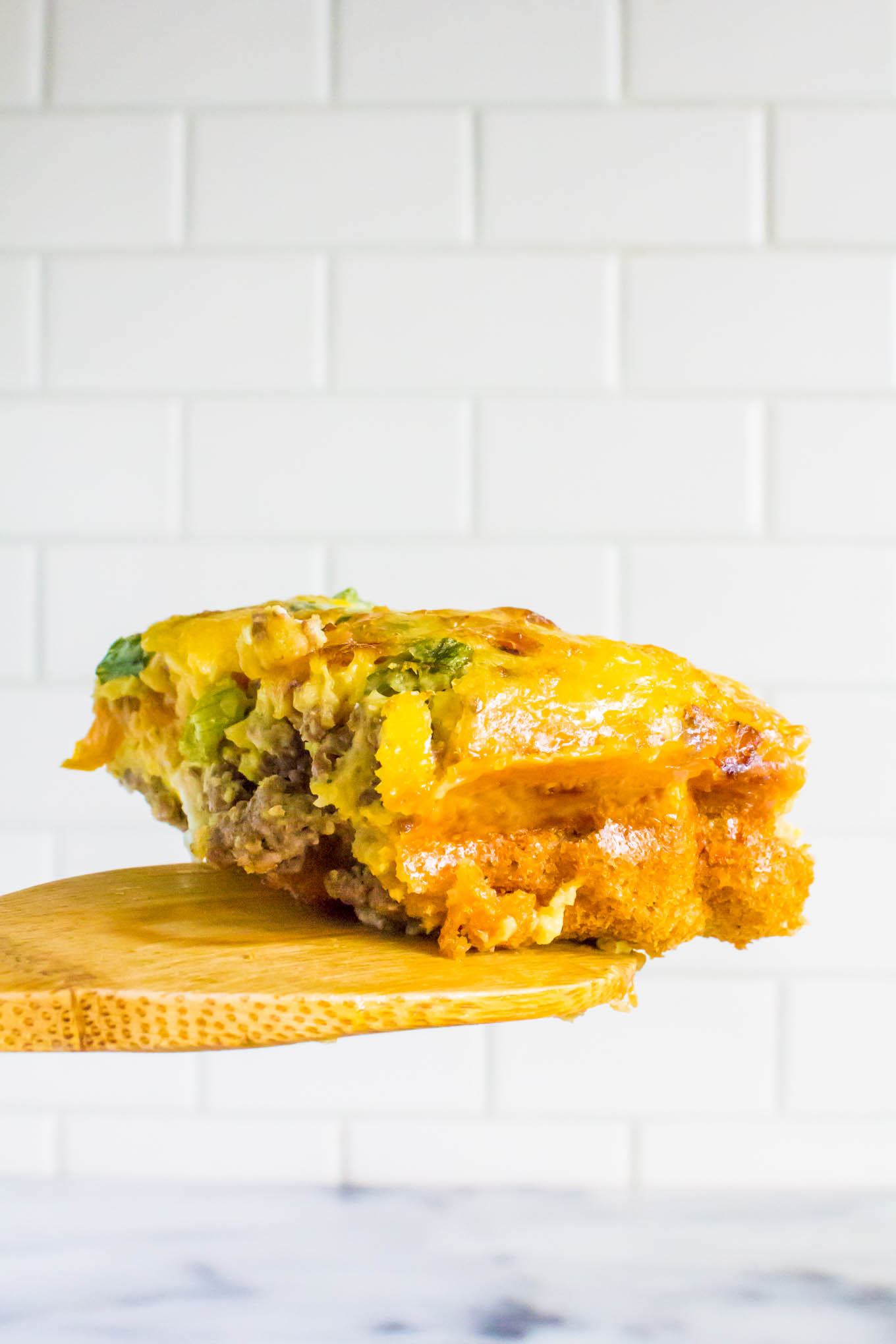 breakfast lasagna | immaEATthat.com